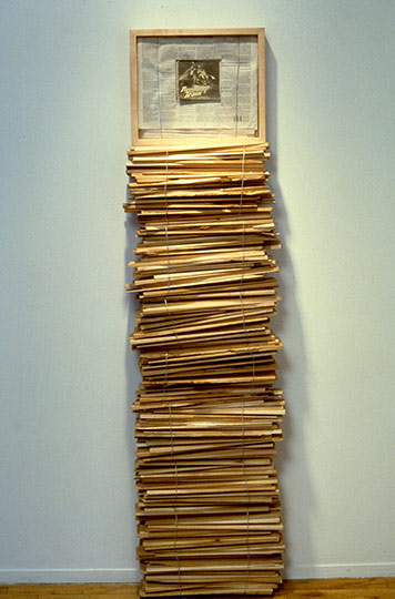 Stack of Shims with Runaway Train