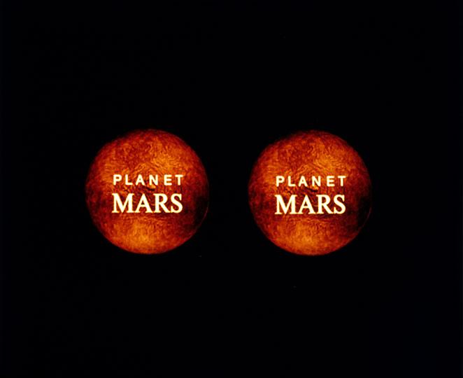 Mars, Mars