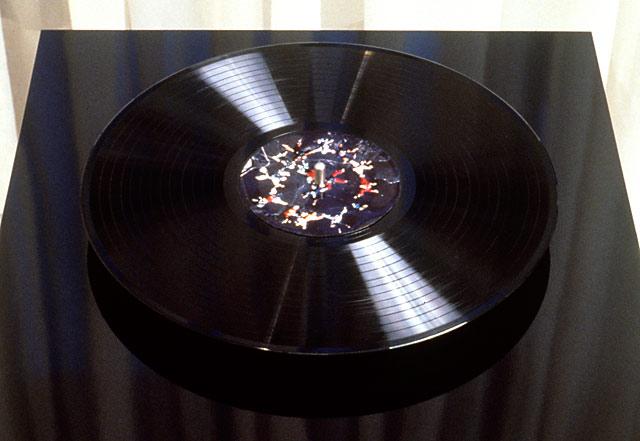 Aerial Phonograph (detail)